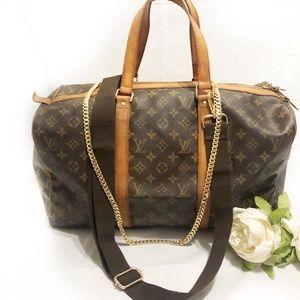 Louis Vuitton Boston bag Sac Souple 45